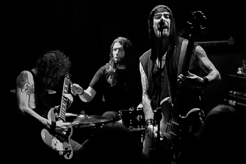 Dread Sovereign Live 2014