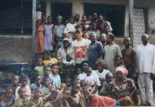 Loffi Nigeria 2002 | © privat