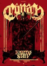 Conan Earth Ship Poster Noise Armada