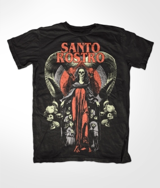 Santo Rostro Noise Armada