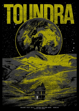 Toundra Poster   ©Noise Armada