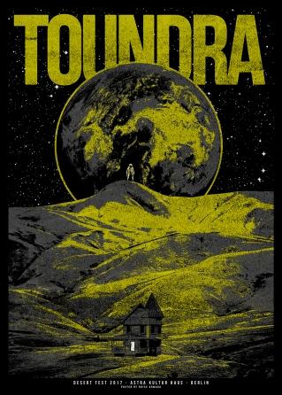 Toundra Poster | ©Noise Armada