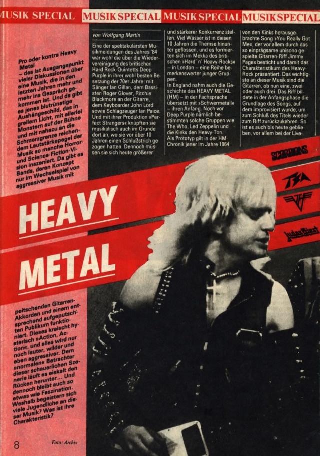 Heavy Metal DDR Wolf Zaddach
