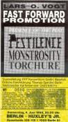 Pestilence Monstrosity Torchure 1992