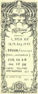 Folter Records Festival 1995